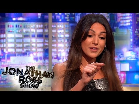 Michelle Keegan On Long Distance Relationships | The Jonathan Ross Show