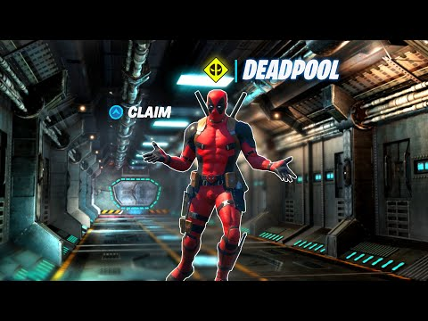 Fortnite Deadpool Week 7