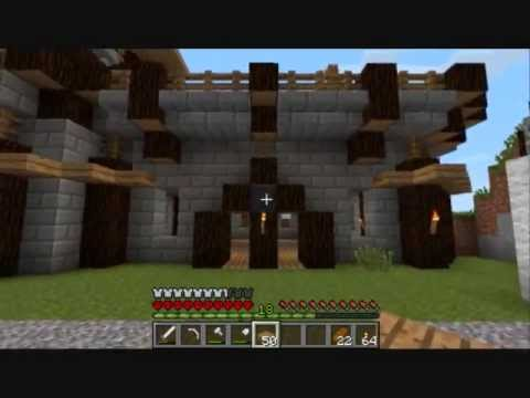 Minecraft Hardcore S01 E007 How To Build An Armory