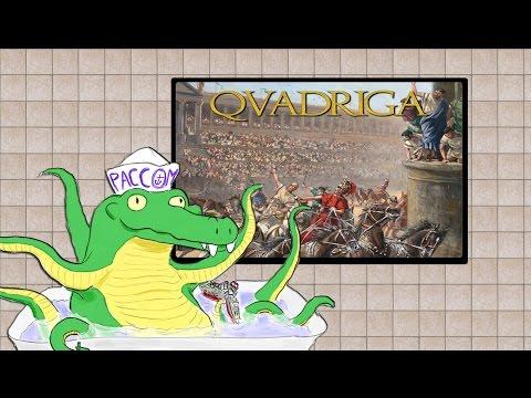 Qvadriga -  Pendrag(on) racing Episode 1 |