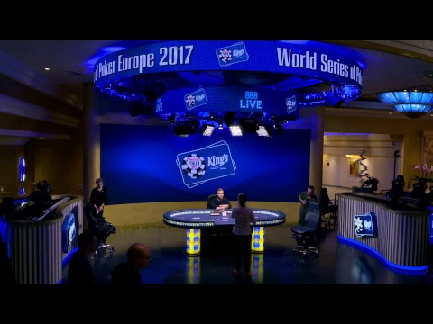 2017 WSOP Europe Event #2 - Pot-Limit Omaha