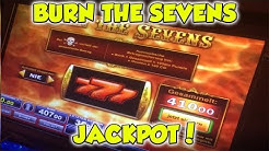 Burn the Sevens JACKPOT - Bally Wulff volles RISIKO - Spielhalle HD