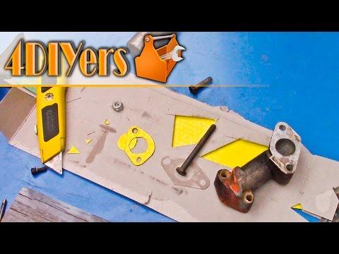 DIY: How to Make a Cardboard Gasket