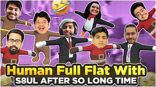 HFF With S8UL after so long time || Funny Highlights || #s8ul #akshu