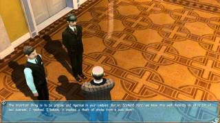 Sherlock Holmes: Secret of the Silver Earring Walkthrough part 7