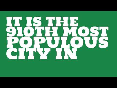 How does the population of Rock Island, IL compare to Manhattan?