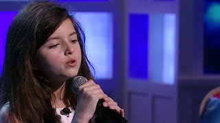 Angelina Jordan (8) - Fly Me To The Moon - The View 2014