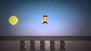 видео игры майнкрафт 2д