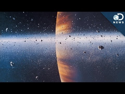 Does It Rain Diamonds On Saturn And Jupiter?