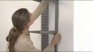 Freedomrail Closet Organization System Install - Glenbrook U
