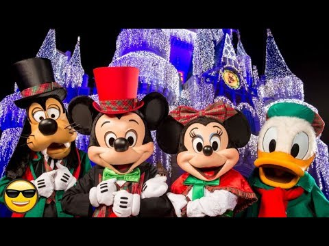 mickeys very merry christmas party 2017 disney world christmas christmas wishes show