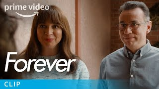 Forever Season 1 - Clip: Meeting A New Neighbor | Prime Video