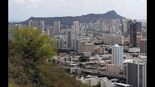 Ложная тревога на Гавайях