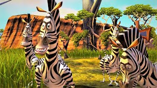 Madagascar: Escape 2 Africa (2008) (PC Game) - #9 - Marty