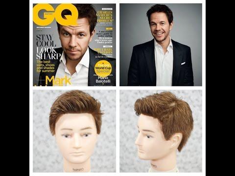 Mark Wahlberg 2014 Haircut & Hairstyle Tutorial