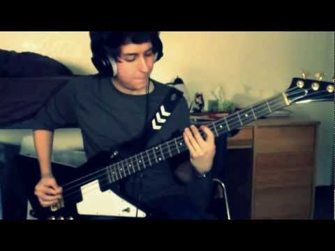 GROUPLOVE - Tongue Tied [Bass Cover]