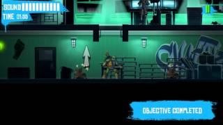 мультик игра черепашки ниндзя герои игра прохождение и обзор игры