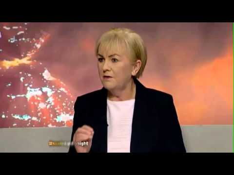 """""""We're not genetically programmed in Scotland to make political decisions"""" says Johann Lamont"""