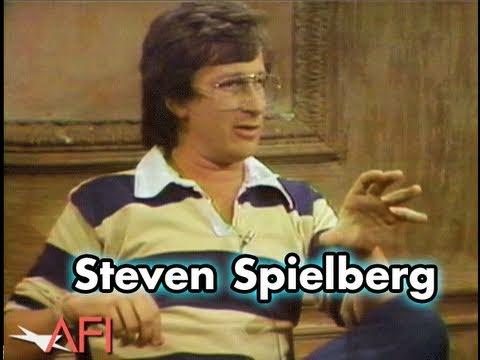 Steven Spielberg On Storyboarding 1978