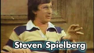 Steven Spielberg On Storyboarding (1978)