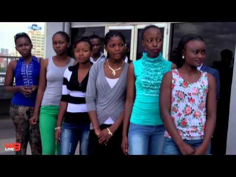 Kwenye Kampus - Moi University 2015