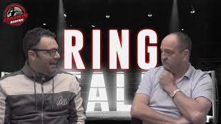 RING TALK - EPISODE 42 - GOODWIN BOXING 14th November 2018