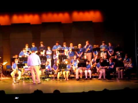 Oswego Middle School Jazz Band