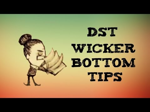 [DST] Wickerbottom Tips and Tricks