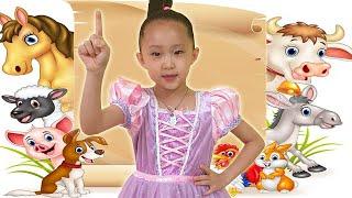 One Little Finger | Nursery rhymes & Kids song By LoveStar