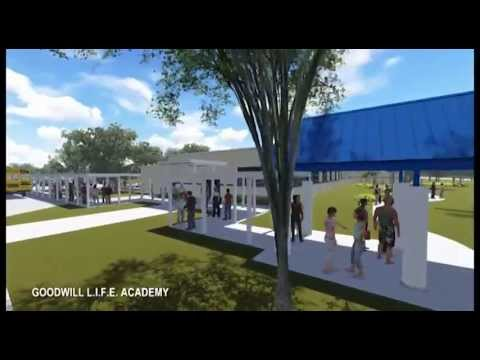 Previewing Our New School