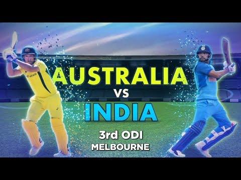 Cricbuzz LIVE: AUS V IND, 3rd ODI, Pre-match Show