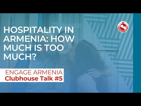 Hospitality In Armenia: How Much Is Too Much?