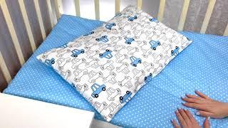Обзор детского постельного комплекта