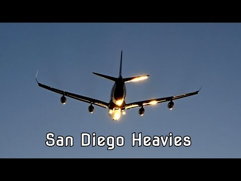 Overhead Heavy Departures from San Diego Compilation