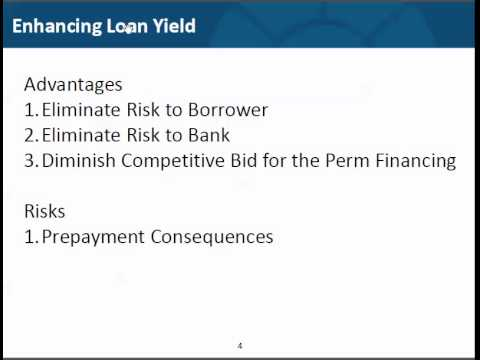 Creating A Construction Through Perm Loan To Drive Value