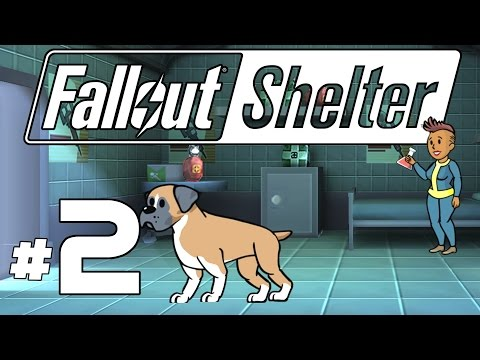 Fallout Shelter PC - Ep. 2 - Medical Bay Online! - Let's Play Fallout Shelter PC Gameplay