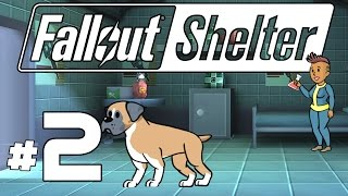 Fallout Shelter PC - Ep. 2 - Medical Bay Online! - Let
