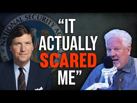 Tucker Carlson says he was 'scared' after learning of NSA spying allegations, 'felt like kind of a lunatic' by going public