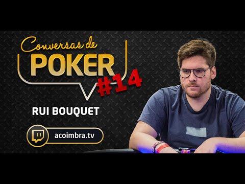 Conversas de Poker #14: Rui Bouquet | André Coimbra