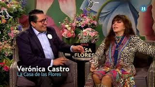 Verónica Castro habla de La casa de las flores