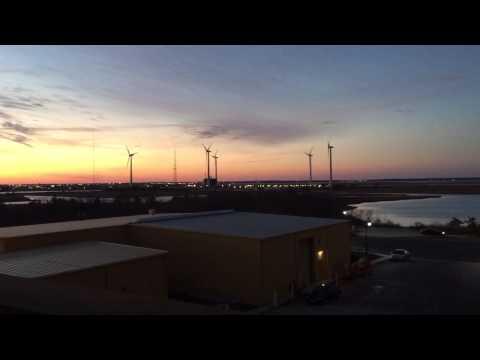 Philadelphia wind turbines