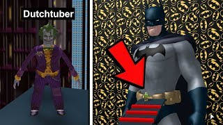 THIS IS HOW YOU the JOKER is! (Roblox Obby)