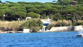 LA MADRAGUE DE BRIGITTE BARDOT (St Tropez)