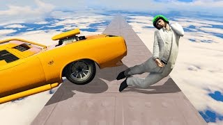 DUKE O' DEATH vs. RUNNERS! (GTA 5 Funny Moments)