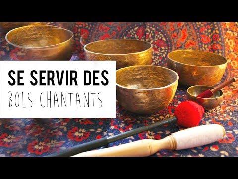 Les bols chantants, à quoi ça sert ?/How to use tibetan singing bowls?