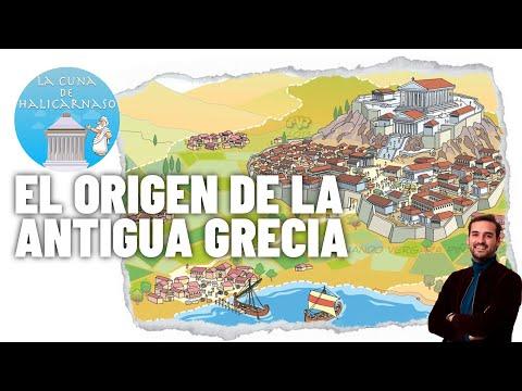 La Antigua Grecia I: los orígenes de Grecia, Creta, Micenas y la colonización griega