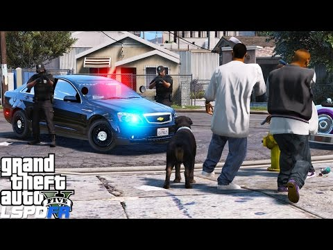 GTA 5 LSPDFR Police Mod 396 | Chevy Caprice | Drug Task Force Vs Gangs | Crazy Shootout Over Drugs