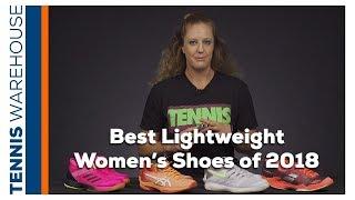 Attn: Tennis Ladies! Best Lightweight Tennnis Shoes for Women 2018