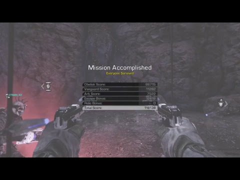 Call Of Duty: Ghosts (Extinction Mode) All 4 Episodes Speed Run 720p