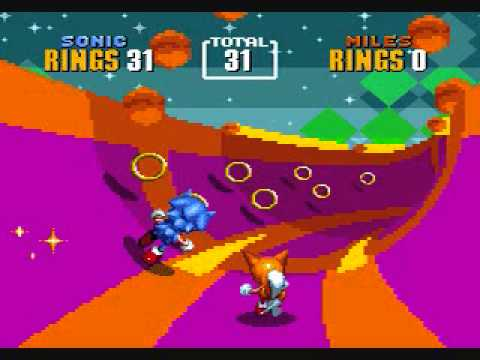 sonic the hedgehog 2 special stage music